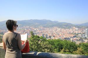 Mount Artxanda in Bilbao